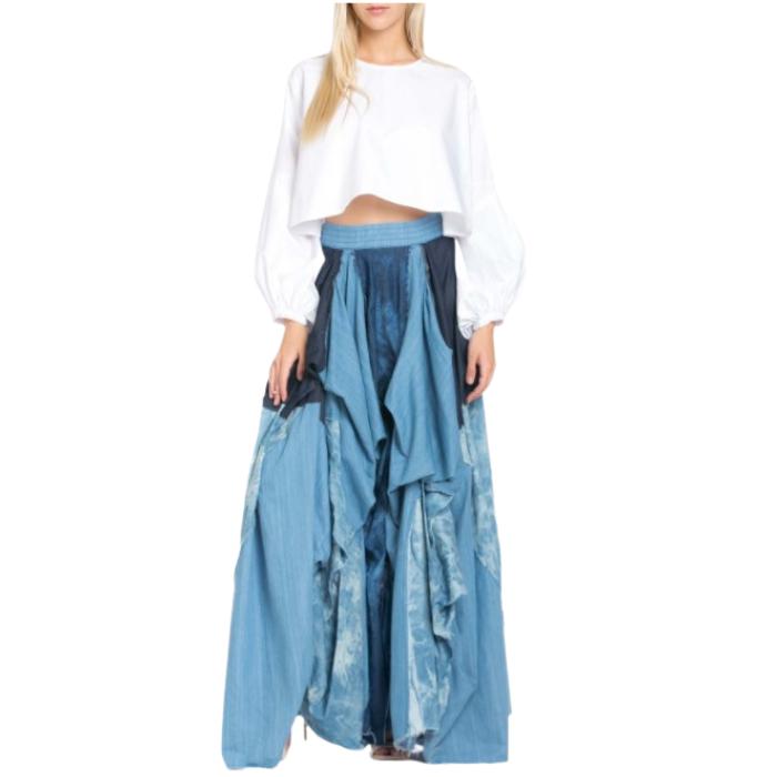 Eva Damsel Maxi Skirt
