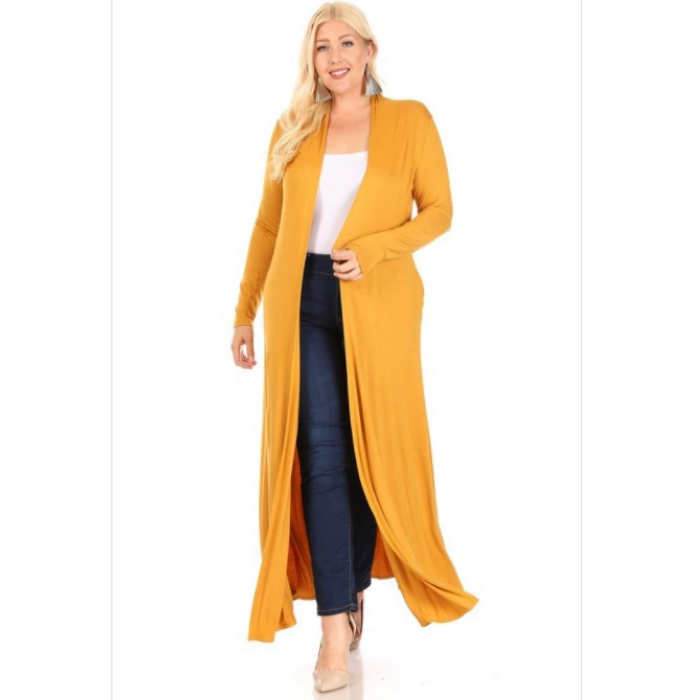 Crystal Duster Long
