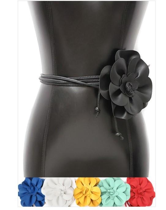 Flower Bloom Belt